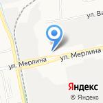 СТРОЙ ИНТЕГРА на карте Бийска