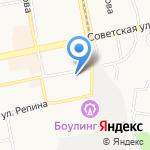 Ирина на карте Бийска