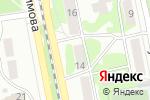 Схема проезда до компании Эскор в Бийске