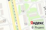 Схема проезда до компании Клуб Кекусинкай каратэ в Бийске