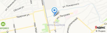 Ансвэр Груп на карте Бийска