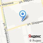 ТЭП-Холдинг на карте Бийска