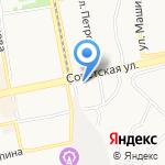 ТехСтрой на карте Бийска
