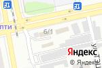 Схема проезда до компании РАДИО ТЭК в Бийске