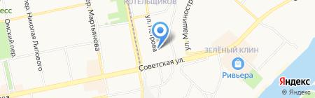ЗАГС г. Бийска на карте Бийска