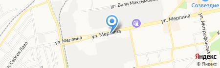 ARMTECH на карте Бийска