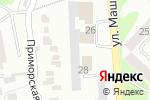 Схема проезда до компании Магазин автотоваров в Бийске