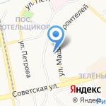 Алтай-Инвест на карте Бийска
