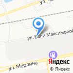 БийскСпецАвтоспас на карте Бийска