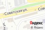 Схема проезда до компании Новый стиль в Бийске