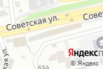 Схема проезда до компании Мойдодыр в Бийске