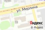 Схема проезда до компании Праздник.ru в Бийске