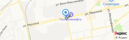 Праздник.ru на карте Бийска