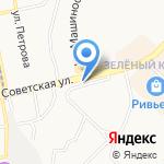 АЛВИК-Авто на карте Бийска