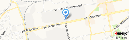 ZIAS+ на карте Бийска
