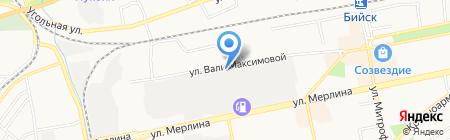 АлтайТрансЛес на карте Бийска