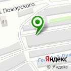 Местоположение компании Гаражно-строительный кооператив №13