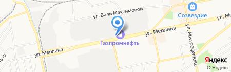 Appleспас на карте Бийска
