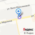 Парфюм-Алтай на карте Бийска