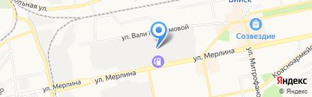 СтройЛидер на карте Бийска