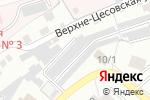 Схема проезда до компании Гаражно-строительный кооператив №40 в Бийске
