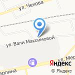 АвтоКонтракт на карте Бийска