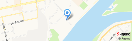 Центр кузовного ремонта на карте Бийска