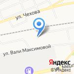 Барнаульский отряд ведомственной охраны на ст. Бийск на карте Бийска