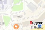 Схема проезда до компании Бийский Центр Финансов и Кредитования в Бийске