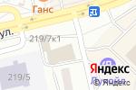 Схема проезда до компании Магнит-Косметик в Бийске
