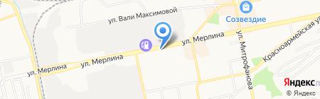 ФармДисконт на карте Бийска