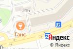 Схема проезда до компании Магазин чая и кофе в Бийске