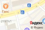 Схема проезда до компании Сергиевы Пекарни в Бийске