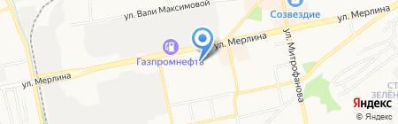 Барнаульское протезно-ортопедическое предприятие ФГУП на карте Бийска