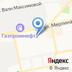 Сибирская Грузовая Компания на карте Бийска