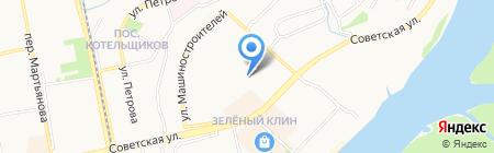 Бийск Телеком на карте Бийска