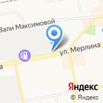 Пироцентр discount на карте Бийска