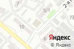 Схема проезда до компании Магазин хозяйственных товаров и бытовой химии в Бийске