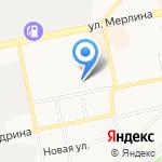 Торгово-производственная компания на карте Бийска