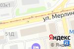 Схема проезда до компании АлтайФинанс, СКПК в Бийске