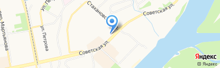 Тепло-Сервис на карте Бийска