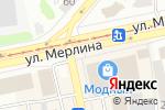 Схема проезда до компании ШАУРМАНИЯ в Бийске