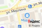 Схема проезда до компании Пиротехника Сибири-Алтай в Бийске
