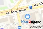 Схема проезда до компании ФЕСТИВАЛЬ22.РФ в Бийске