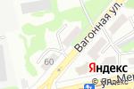 Схема проезда до компании Артика в Бийске