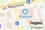 Схема проезда до компании Магазин табачных изделий в Бийске