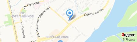 ПереСтройКа на карте Бийска