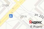 Схема проезда до компании Енисейская в Бийске