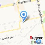 Алтай Промсвязь на карте Бийска