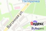 Схема проезда до компании Садовник в Бийске